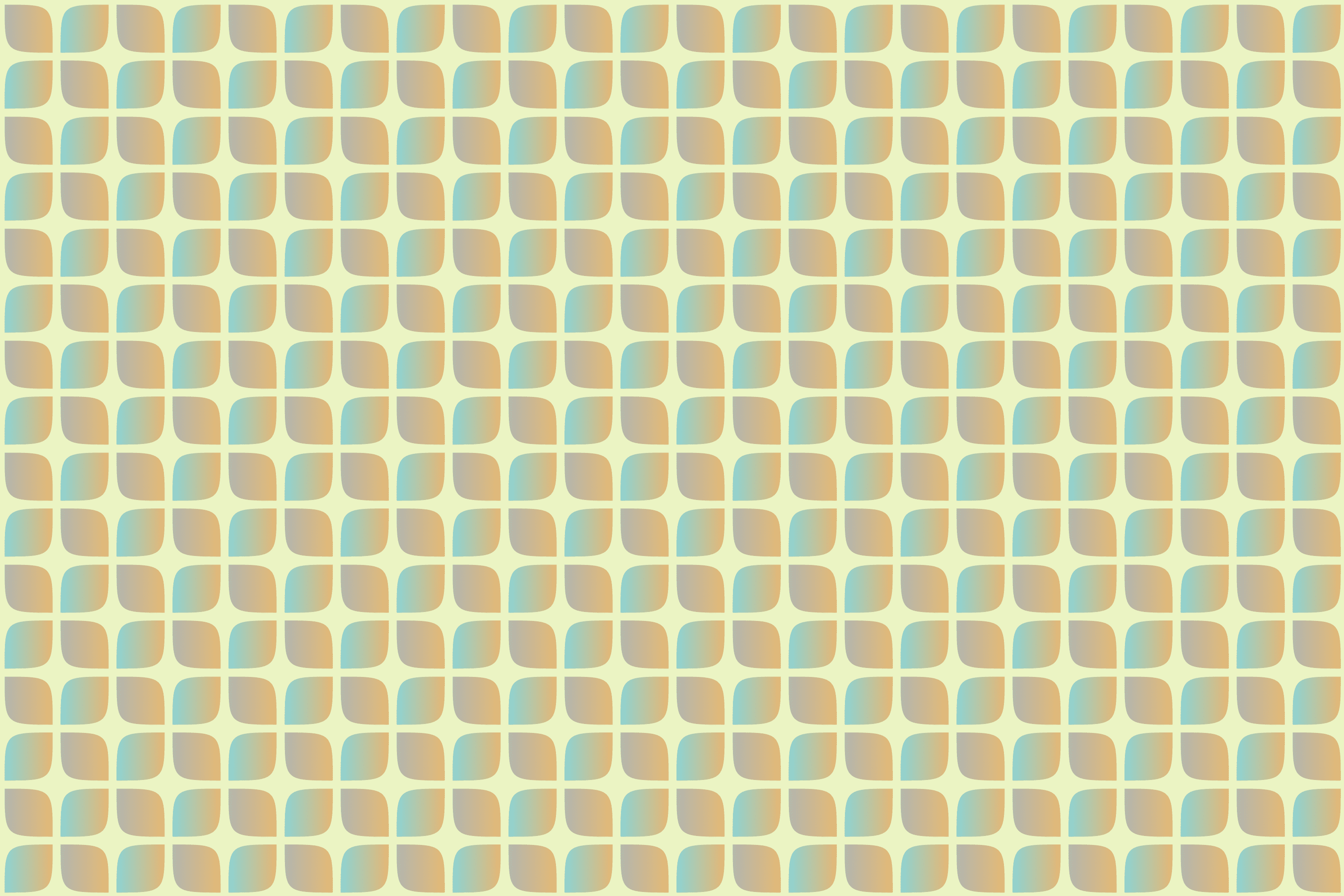 20s retro rounded connected shapes seamless wallpaper ...