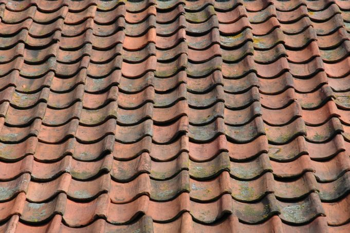 Authentic Red Clay Roof Tiles