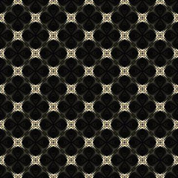Black Circles Pattern