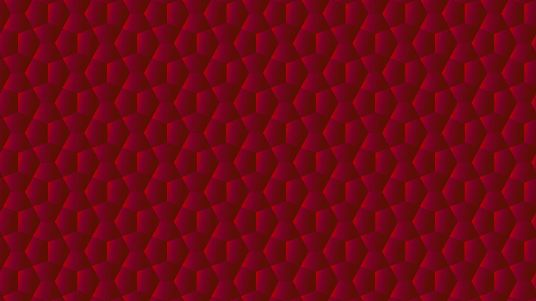 Blood red geometric pantagon seamless pattern patternpictures-0220