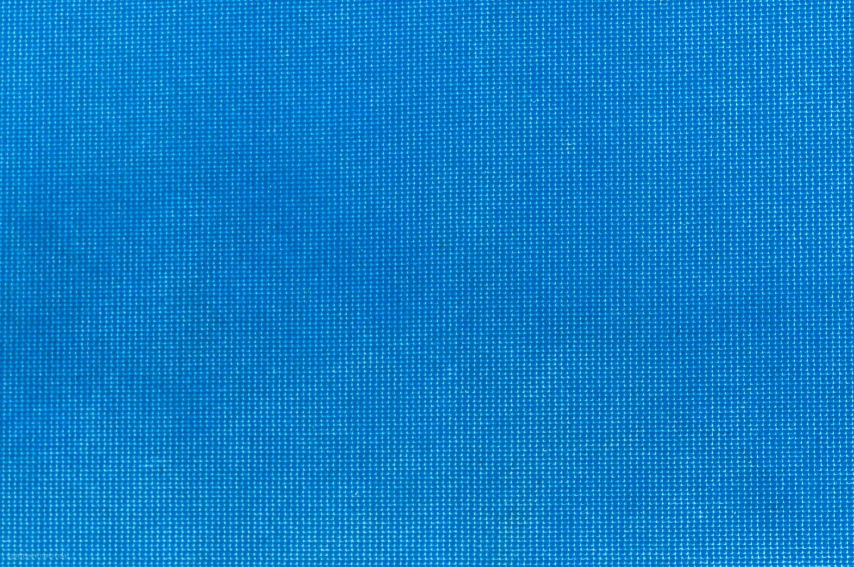 Bright blue fabric texture