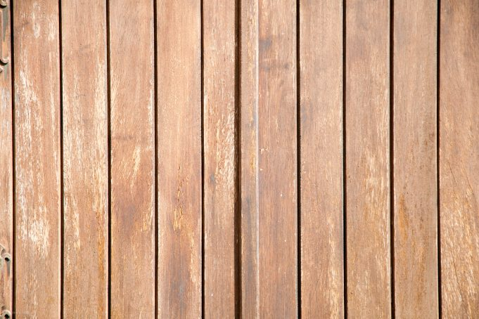 Brown wooden door texture