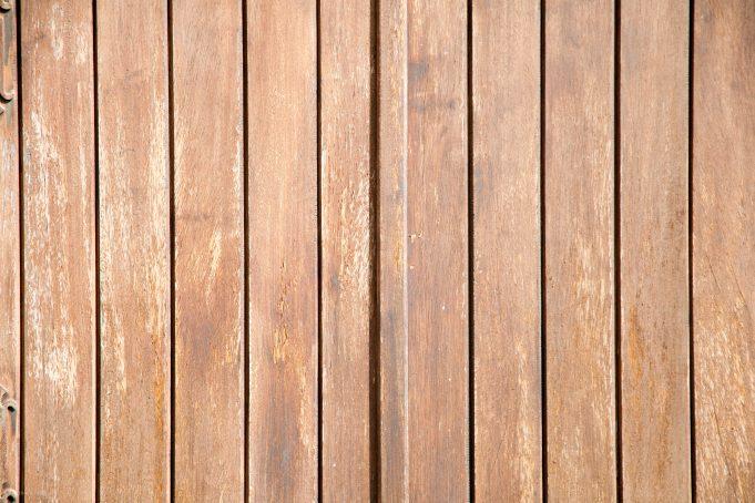 Brown wooden door texture