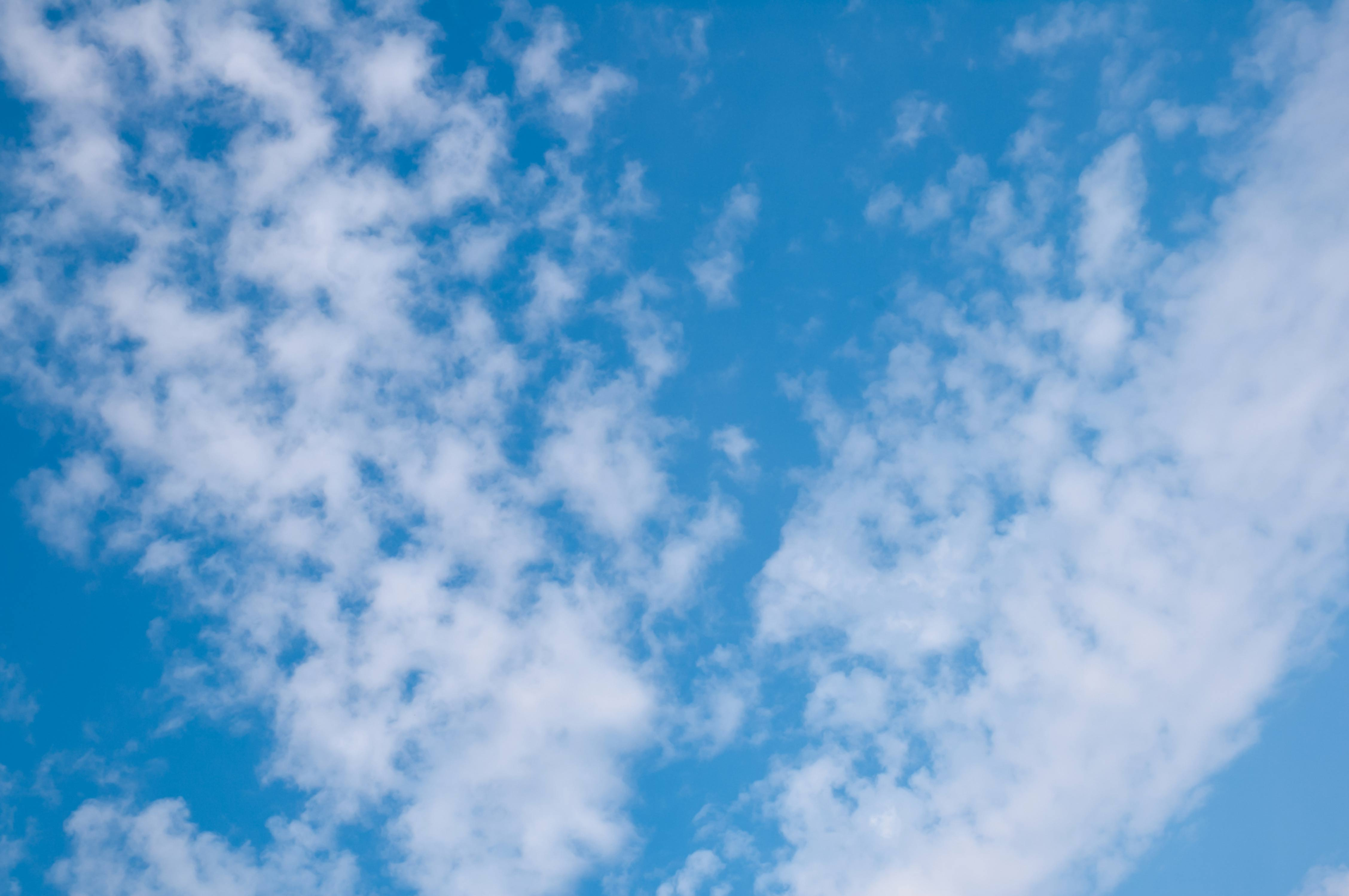 Cirrocumulus Clouds Sky