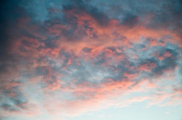 Colorfull Evening Sky