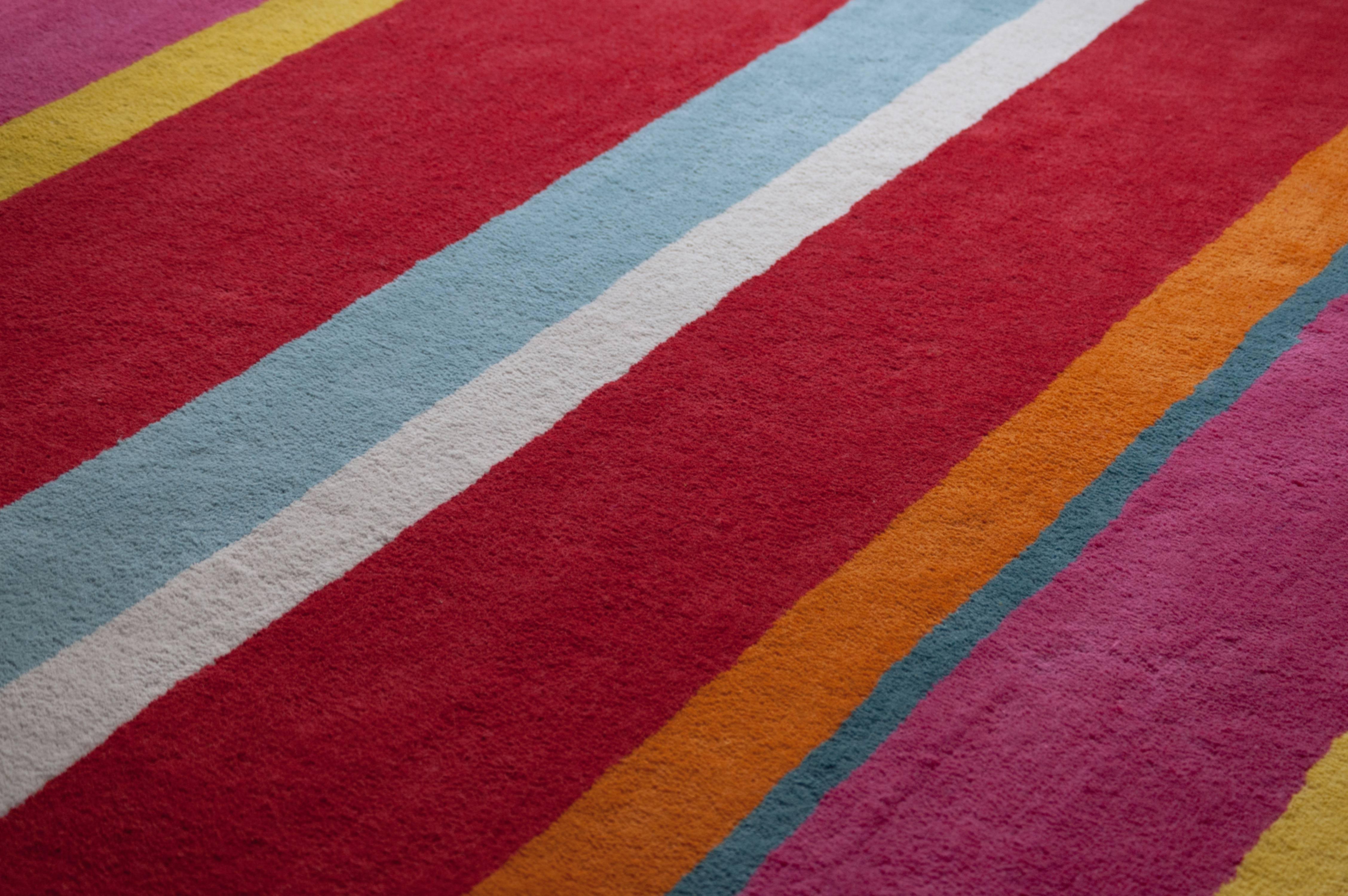 Colourfull Striped Carped
