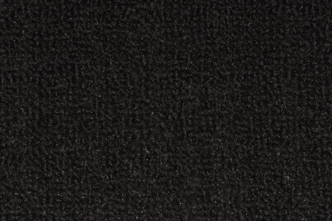 Dark black carpet texture