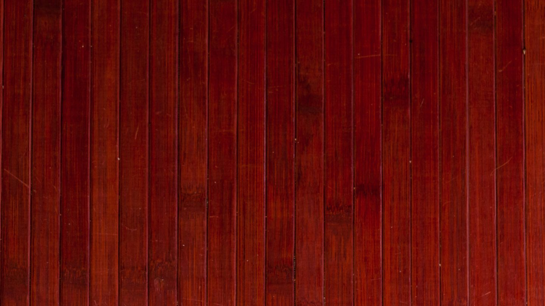 Dark Red Wooden Wall