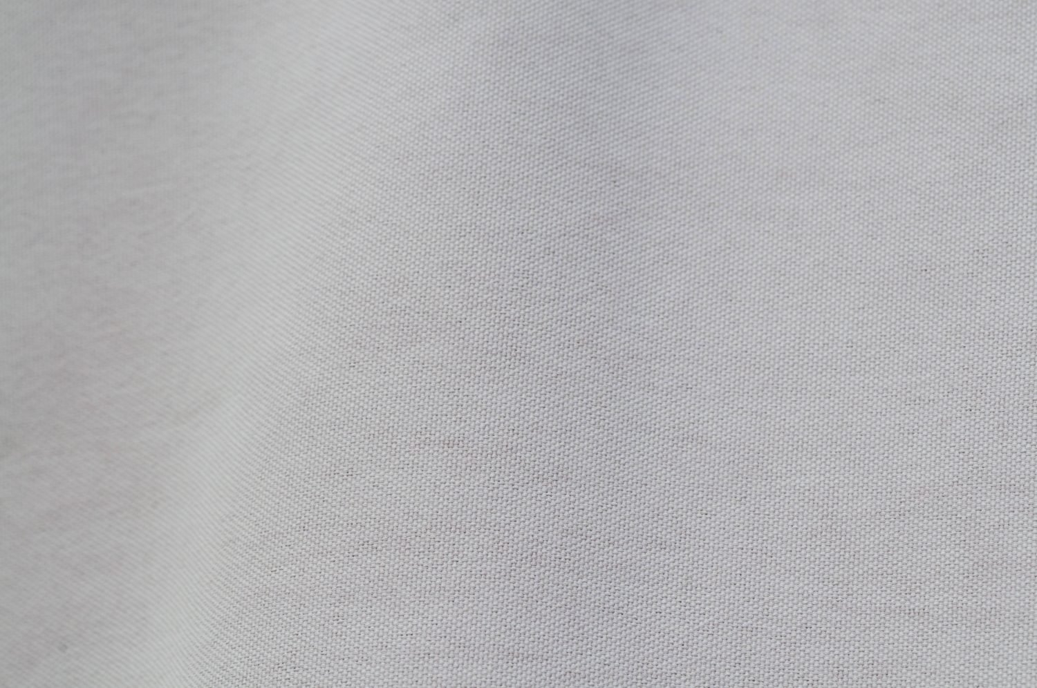 Detailed white strong fabric texture