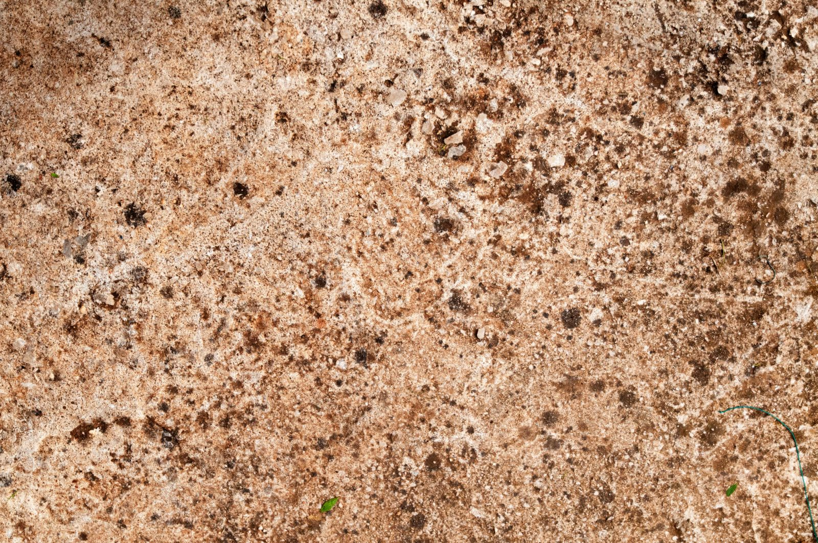 Dirt Stone Floor