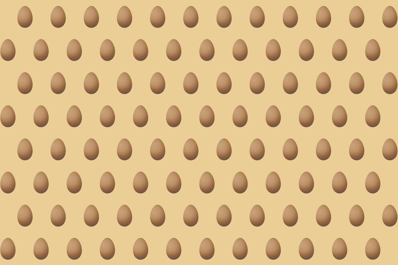 Eggs wallpaper seamless pattern patternpictures-0220