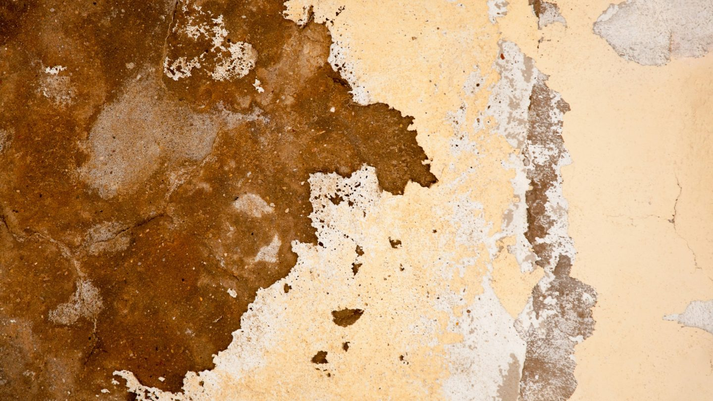 Eroded Grunge Wall