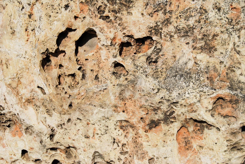 Eroded Rocks background