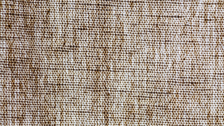 Eroded tiny holed alloy texture fabric