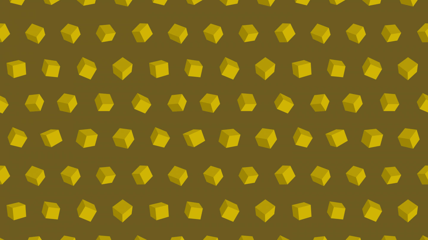 Gold cubes background seamless-patternpictures-0220