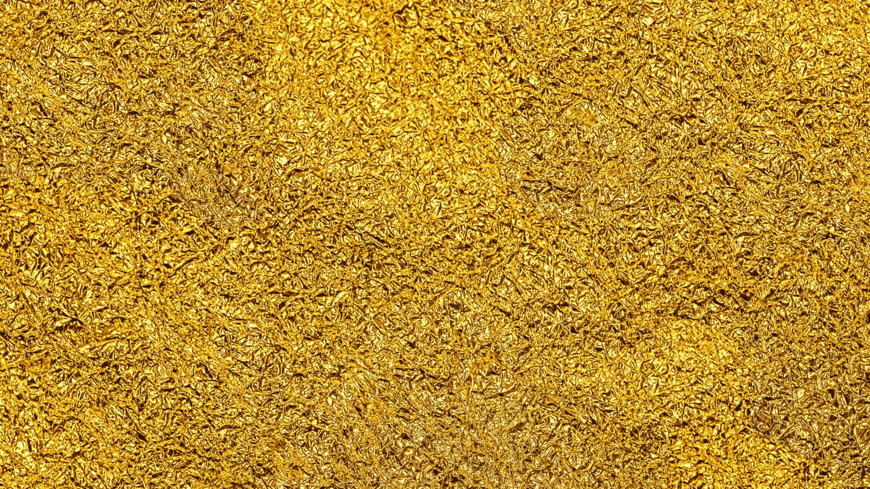 Gold glitter texture background