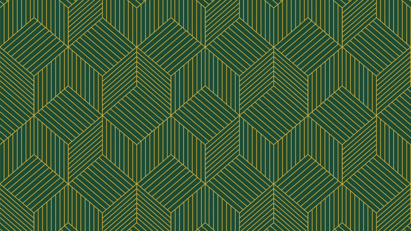 Gold green geometric lines wallpaper seamless-patternpictures-0220