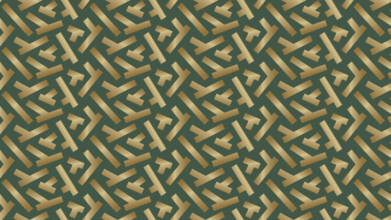 Gold ticker tape parade pattern texture