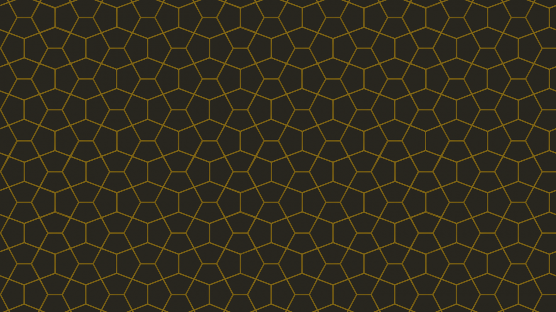 Gold wired grid geometric oriental design background