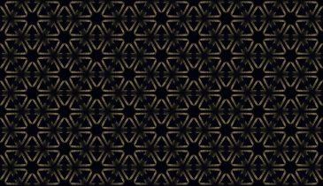 Goldstars V sign Dark Room