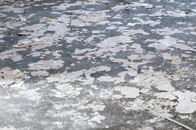 Grunge Concrete Floor
