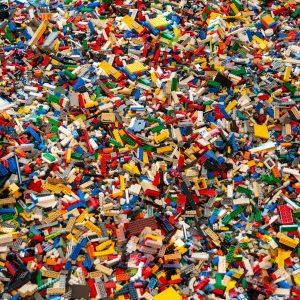 Lego background full frame wallpaper