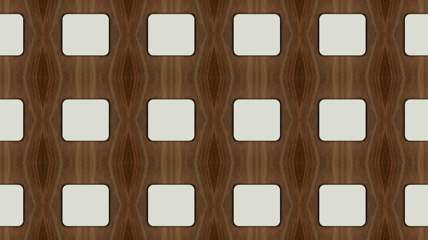 Macbook Rounded Corner Squares Pattern