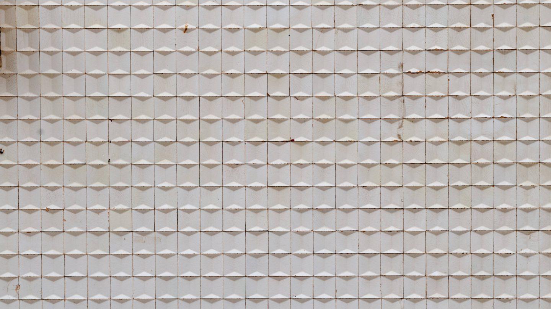 Metal Geometric Shaped 3Dimensional Tiles