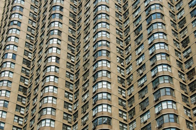 New York condos pattern