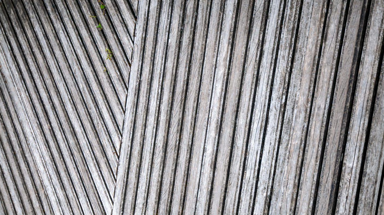 Nostalgic wooden doors pattern