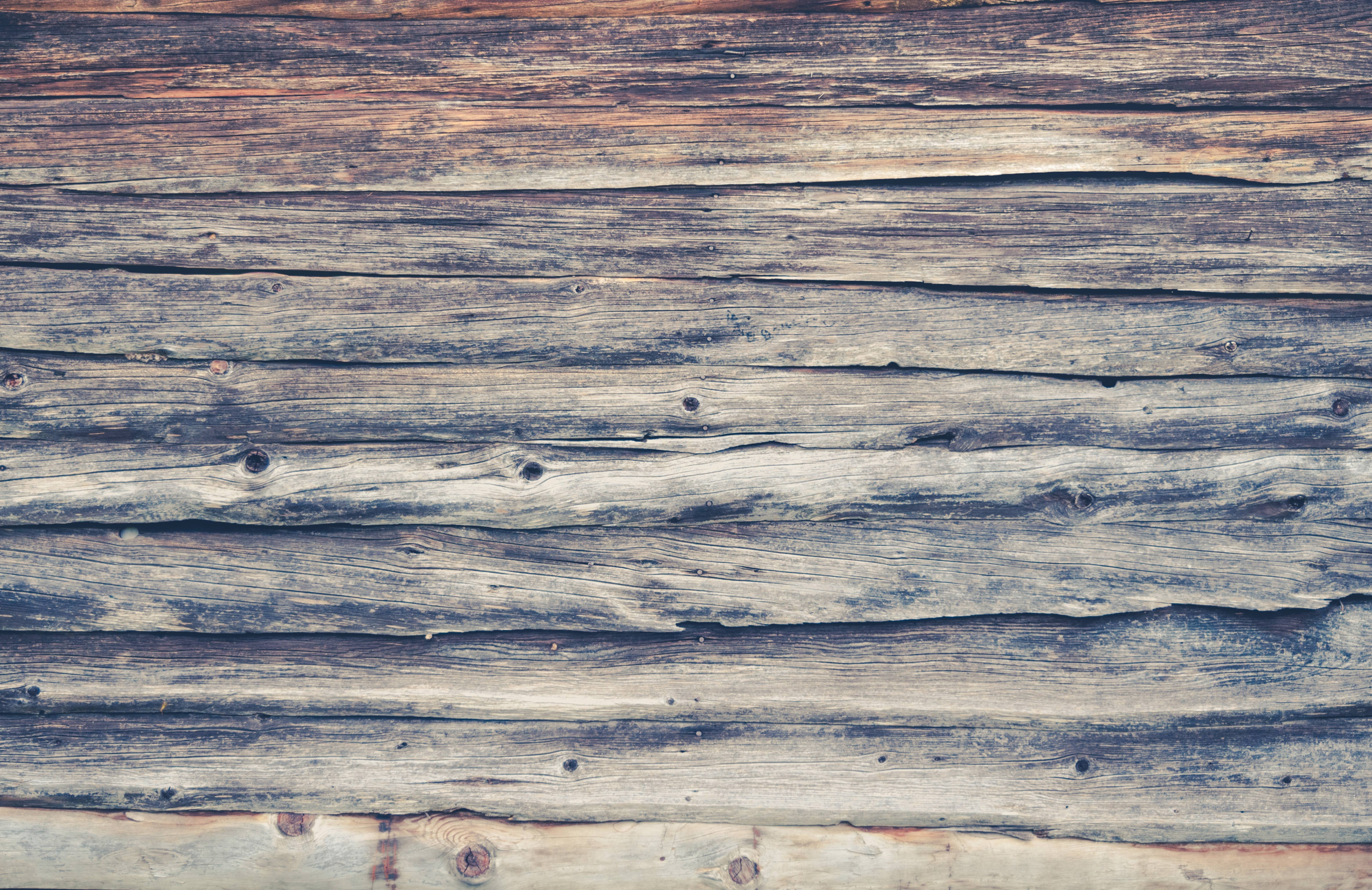 Old shed wood background free photo