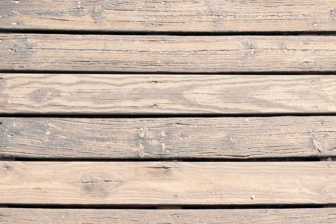Floor texture from old wood planks