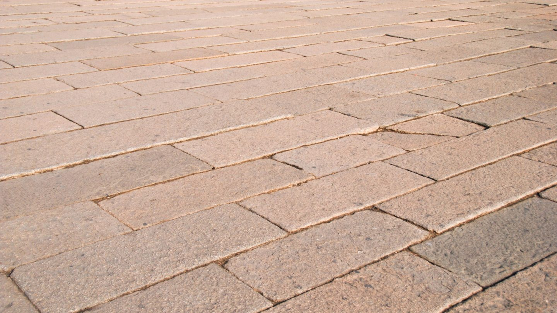 Large Stone Bricks Floor