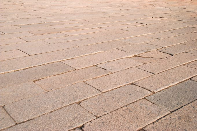 Large Stone Bricks Floor