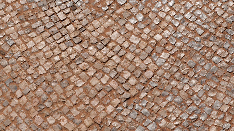 Small Mosaic Floor