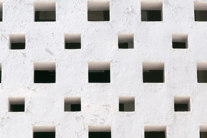 Squares Wall Pattern