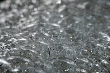Water Bubbles Bokeh