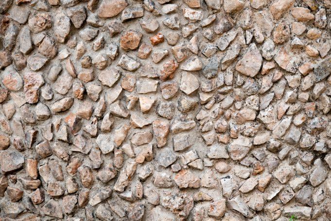 Brick cement stones