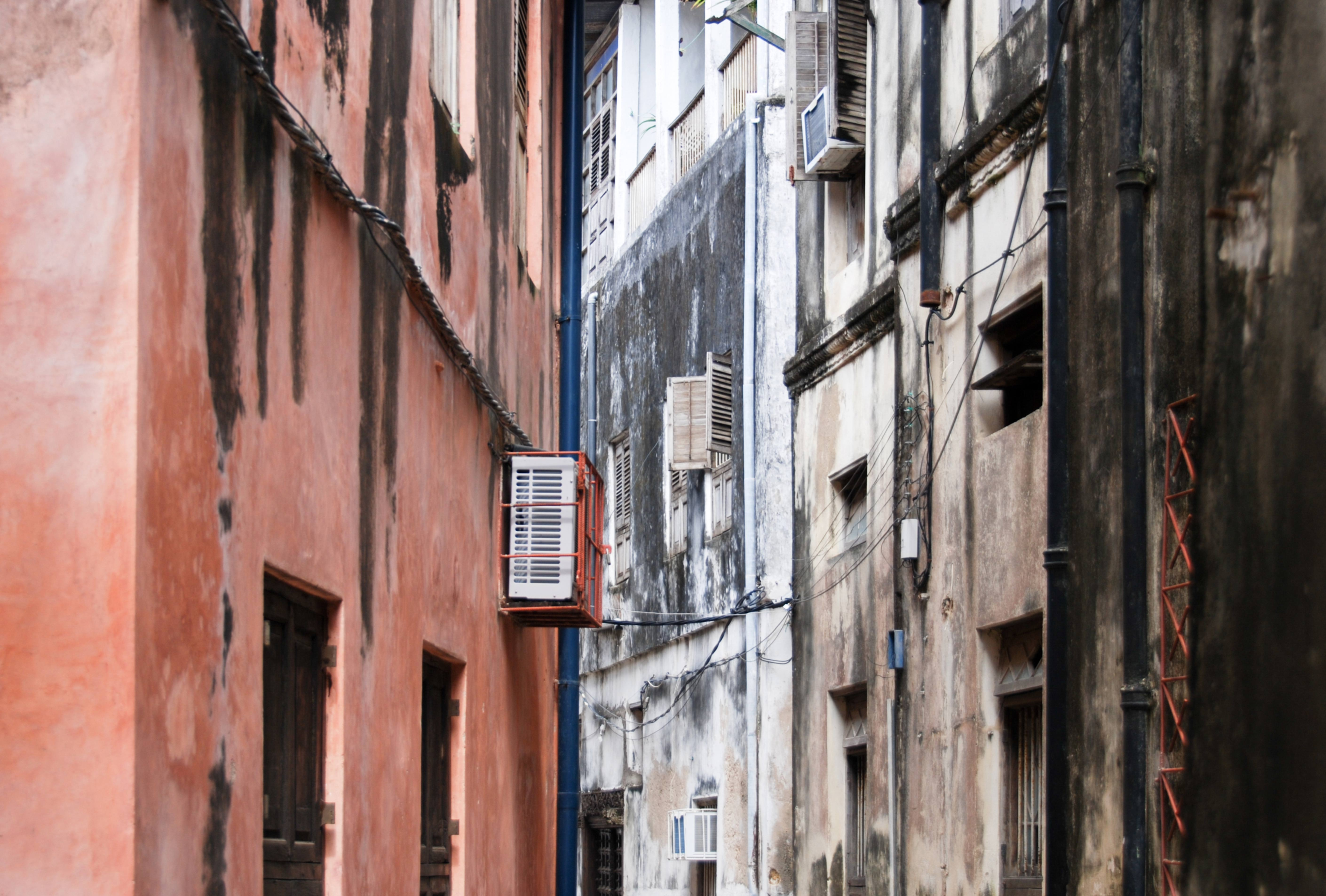 Stone Town Alley