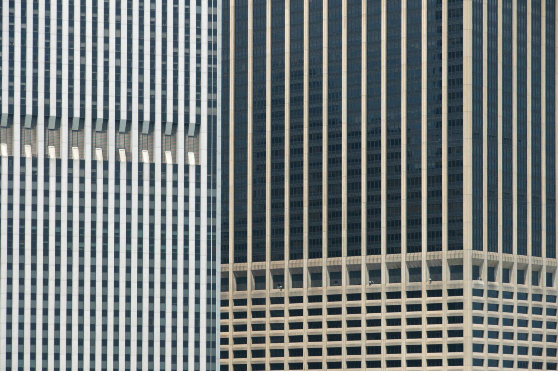 Vertical Skyscraper Lines