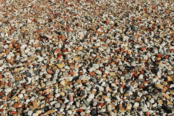 Small colored Stones background