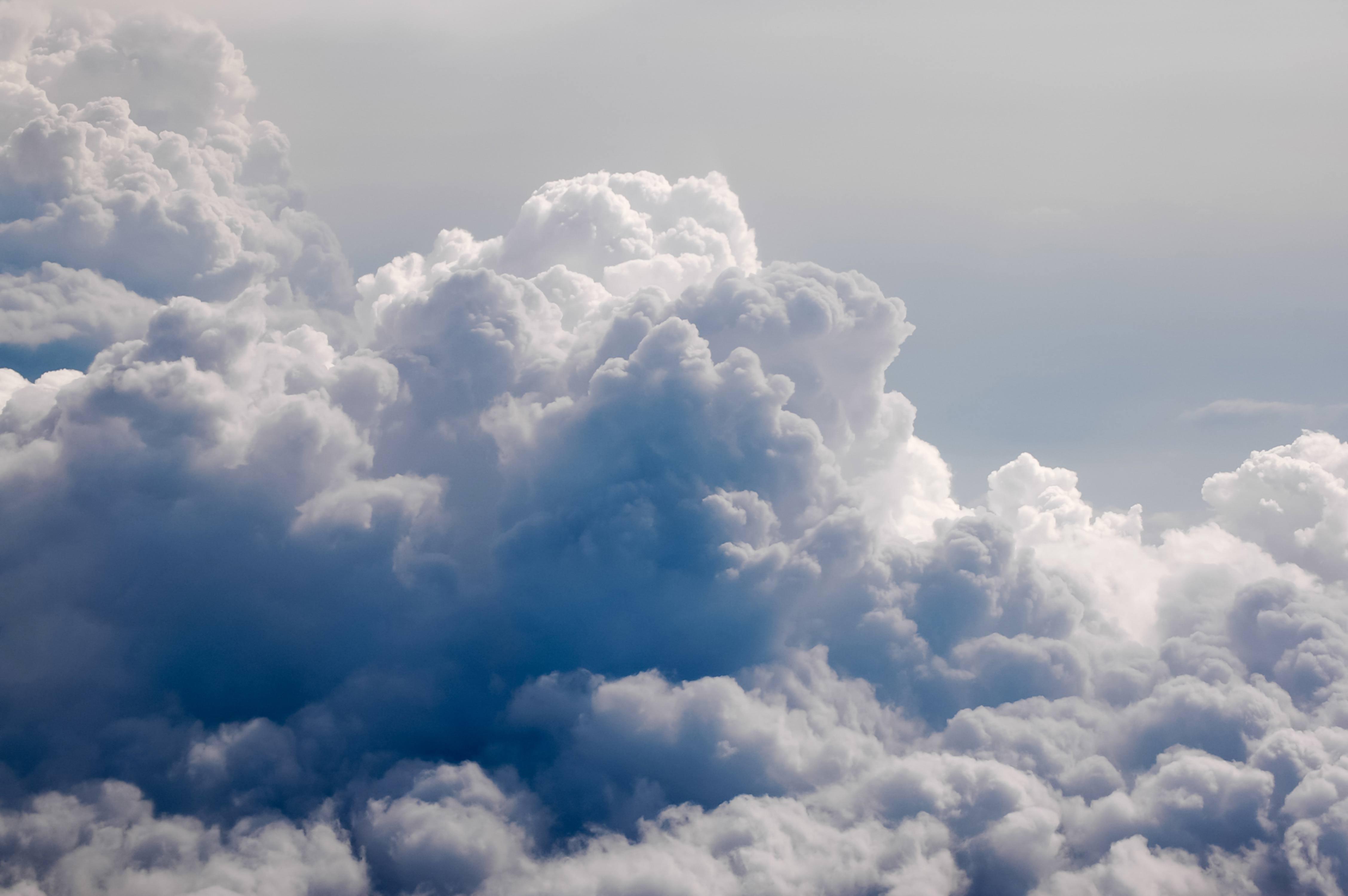 Vertical Developed High Clouds