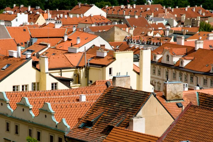 Roofs Houses
