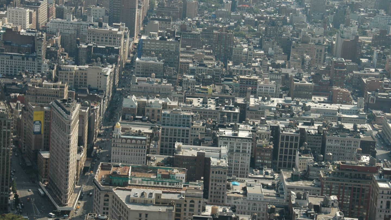 Flat Building New York