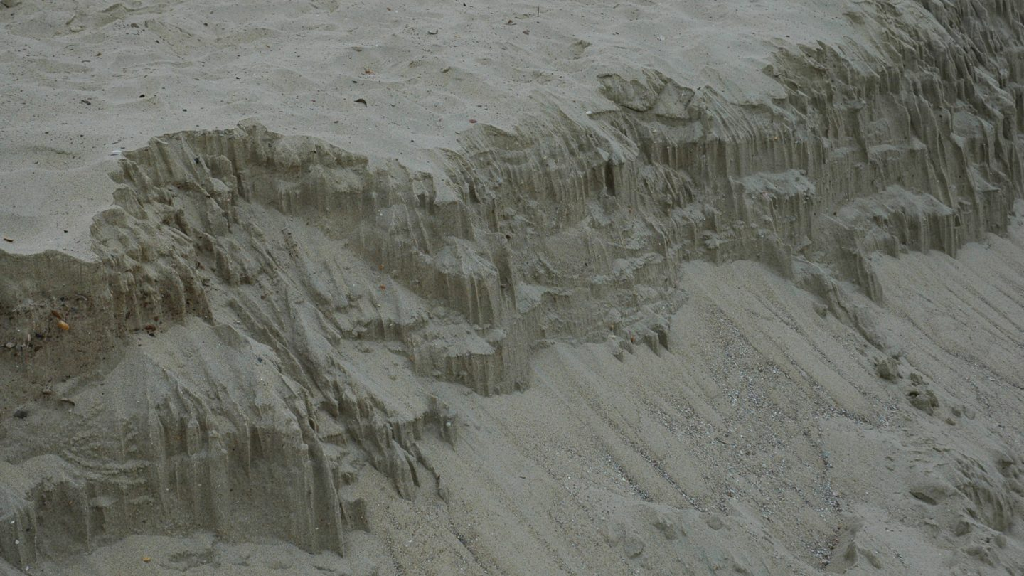 Sand Structure