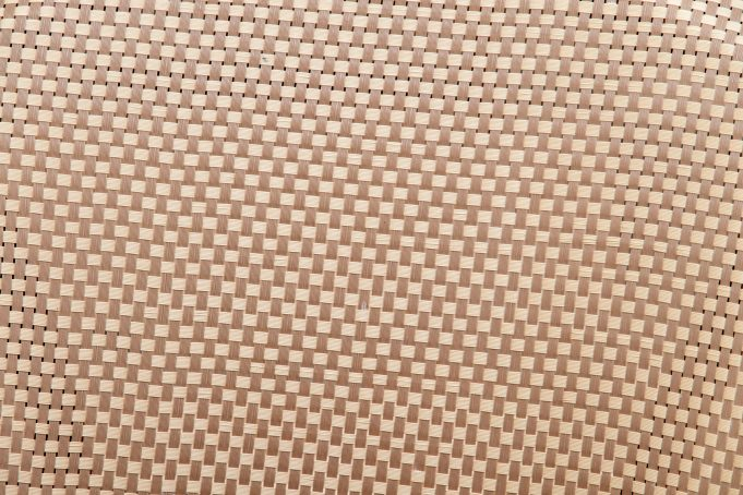 Plastic woven pattern