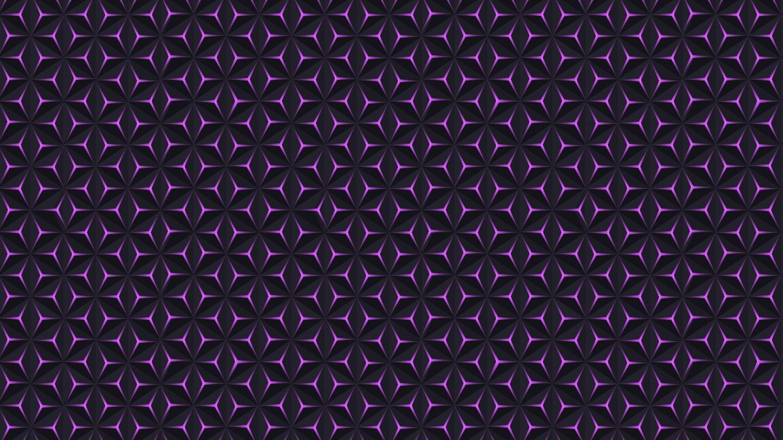 Purple glowing triangles futuristic dark background patternpictures-0220