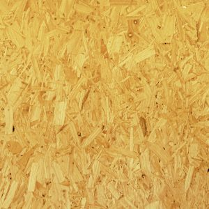 Recycled compressed wood chipboard decoration