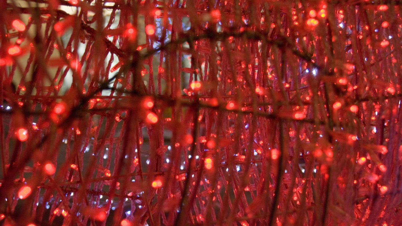 Red Led Christmas Lights