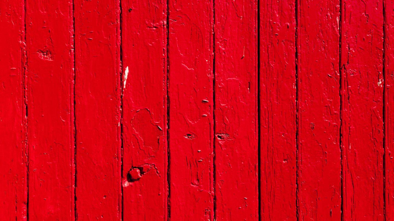Red wooden door texture